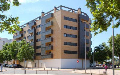 Placonsa termina la entrega de 48 viviendas en Cáceres